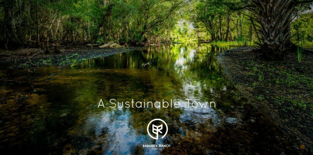 Building A Sustainable Town in Florida