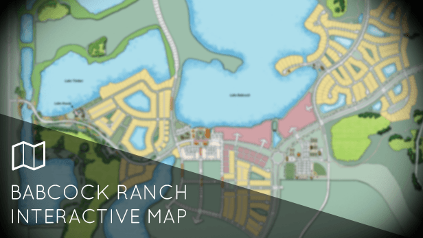 Babcock Ranch Interactive Info Map