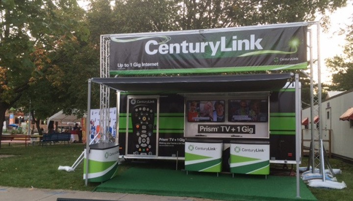 The CenturyLink Prism Trailer is Coming to Babcock!