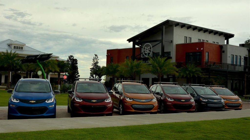 Chevy Bolt EV rolls out in Florida with a road trip to Babcock Ranch
