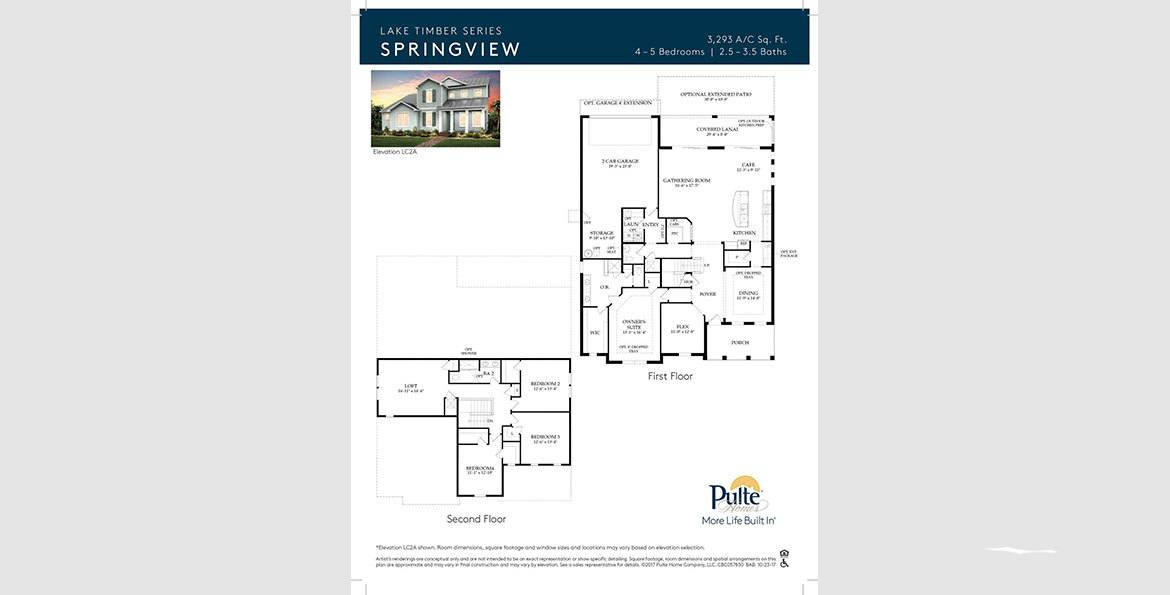 Springviewfloorplan