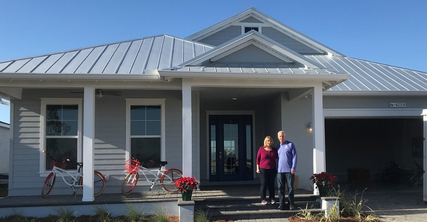 First Homeowners Move into Babcock Ranch Community