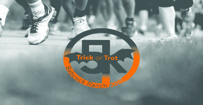 Babcock Ranch to host Trick or Trot 5K