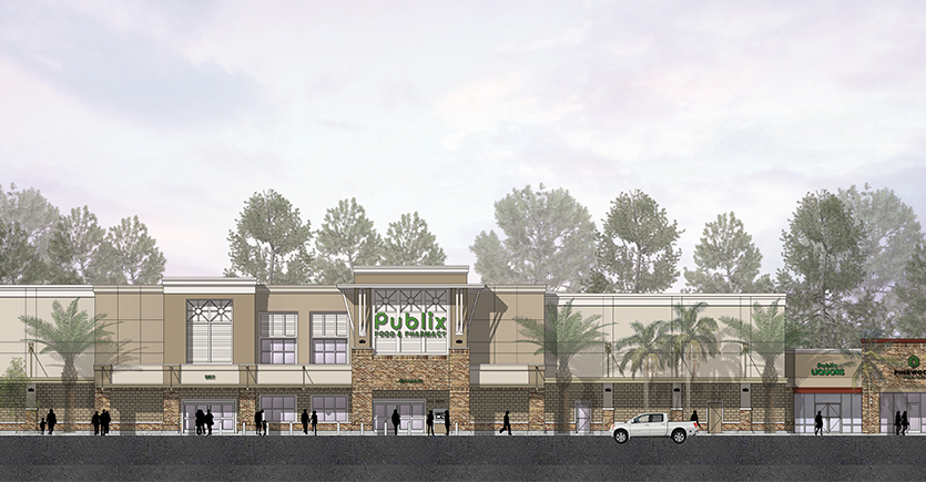 Kitson & Partners announces Publix as anchor for shopping center at Babcock Ranch