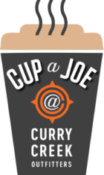 Cup A Joe at Curry Creek Outfitters
